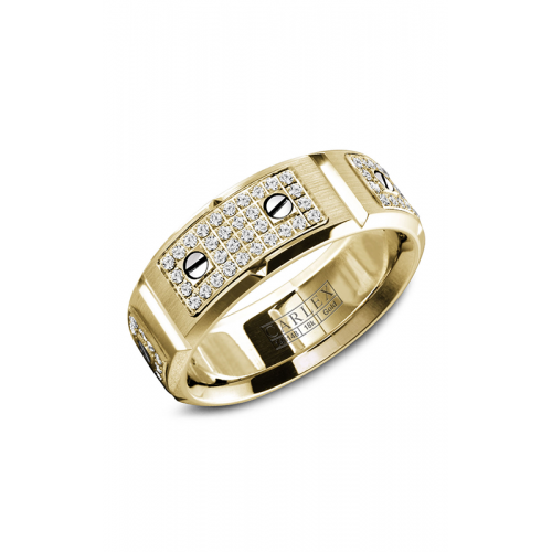 Carlex G2 Wedding band WB-9585YY product image