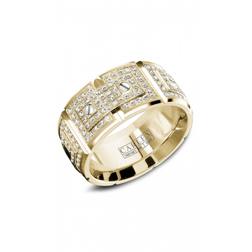 Carlex G2 Wedding band WB-9797YY product image