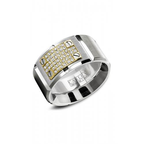 Carlex G2 Wedding band WB-9798YW product image