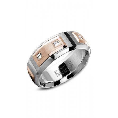 Carlex G2 Wedding band WB-9852RW product image