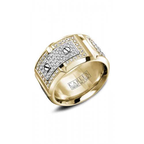 Carlex G2 Wedding band WB-9895WY product image