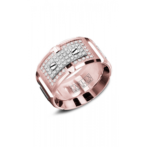 Carlex G2 Wedding band WB-9896WR product image