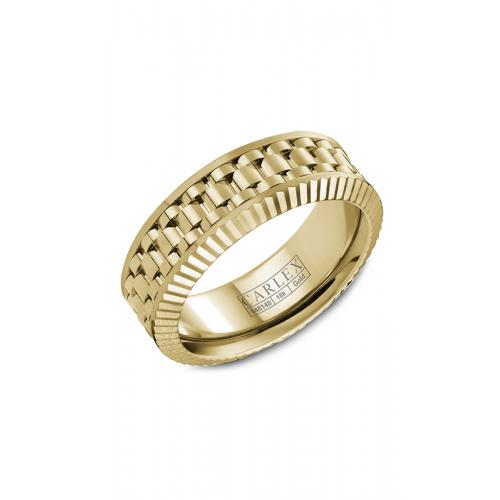 Carlex G3 Wedding band CX3-0019YYY product image