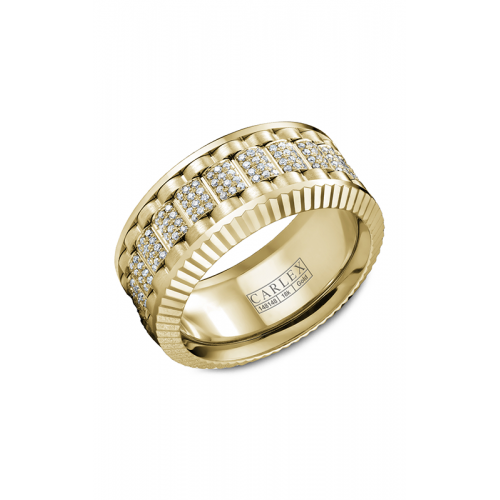 Carlex G3 Wedding band CX3-0047YYY product image
