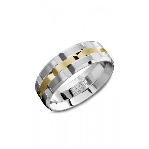 Carlex Sport Wedding band WB-9168YC product image