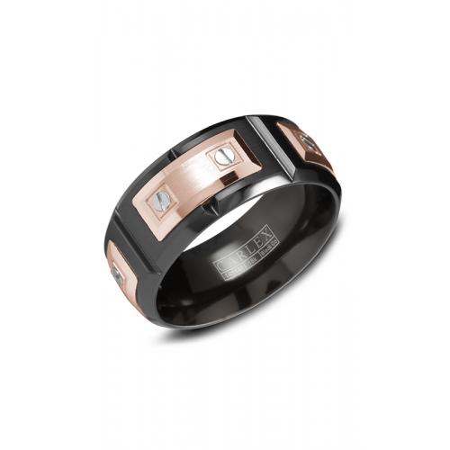 Carlex Sport Wedding band WB-9854RB product image