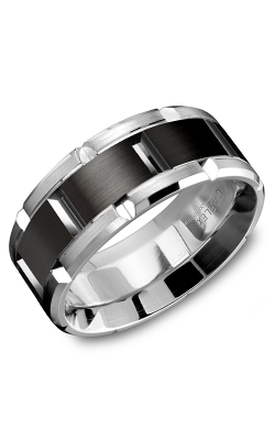 Carlex Sport Men's Wedding Band WB-9123BW product image