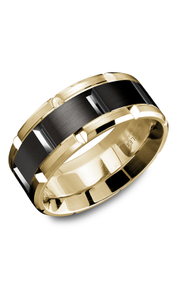 Carlex Sport Men's Wedding Band WB-9123BY product image