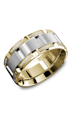 Carlex G1 Men's Wedding Band WB-9152WY product image