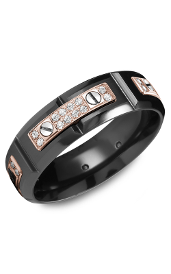 Carlex Sport Men's Wedding Band WB-9587RB product image