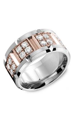 Carlex G1 Women's Wedding Band WB-9591RW product image
