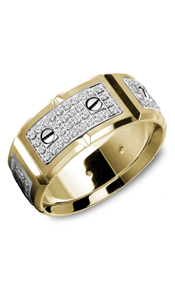 Carlex G2 Wedding band WB-9792WY product image