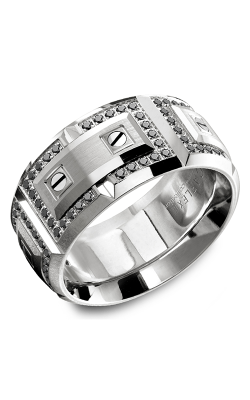 Carlex G2 Wedding band WB-9851WWBD product image