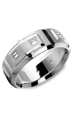 Carlex G2 Men's Wedding Band WB-9852WW product image