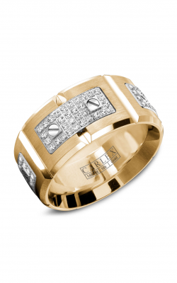 Carlex G2 Men's Wedding Band WB-9796WY product image