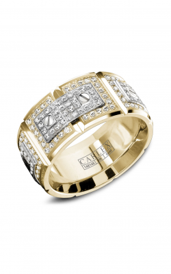 Carlex G2 Wedding Band WB-9797WY product image