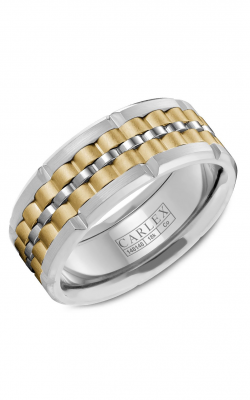 Carlex Sport Men's Wedding Band CX3-0001WYC product image