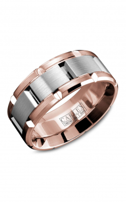 Carlex G3 Wedding Band WB-9123CR product image