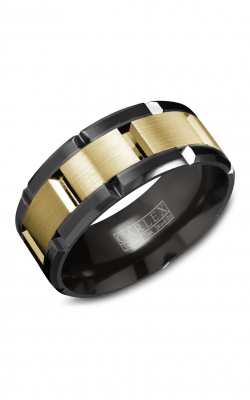 Carlex Sport Men's Wedding Band WB-9123YB product image