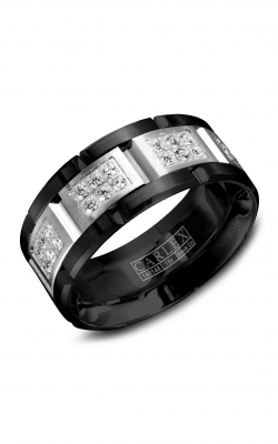 Carlex Sport Men's Wedding Band WB-9155WB product image