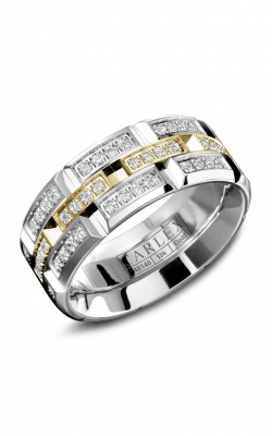 Carlex G1 Women's Wedding Band WB-9318YW product image