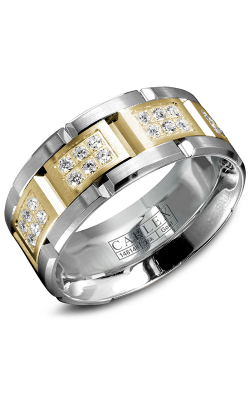 Carlex G1 Wedding Band WB-9155YW product image