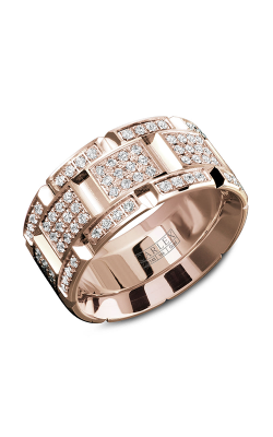 Carlex G1 Wedding Band WB-9228R-S6 product image