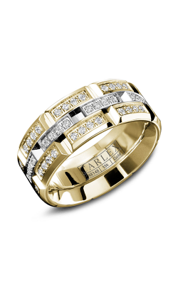 Carlex G1 Wedding band WB-9318WY product image