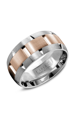 Carlex G1 Women's Wedding Band WB-9463RW product image