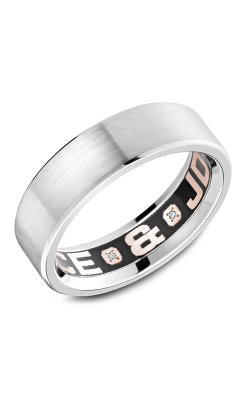 Carlex G4 Wedding Band CX4-0001W-S product image