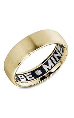 Carlex G4 Wedding band CX4-0011Y-S product image