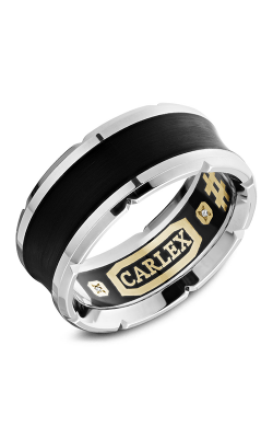 Carlex G4 Men's Wedding Band CX4-0013W product image