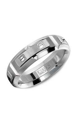Carlex G2 Wedding band WB-9588WW product image