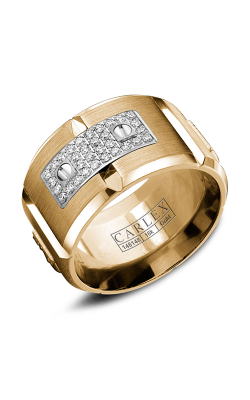 Carlex G2 Wedding Band WB-9800WY-S6 product image