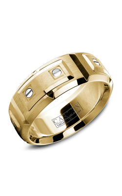 Carlex G2 Men's Wedding Band WB-9852YY product image