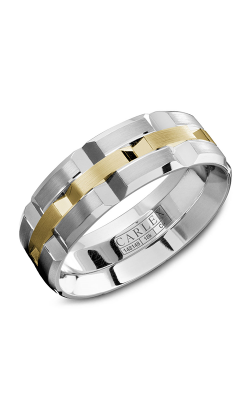 Carlex Sport Men's Wedding Band WB-9168YC product image