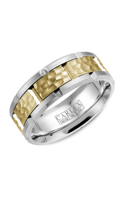 Carlex Sport Men's Wedding Band WB-9487YC product image