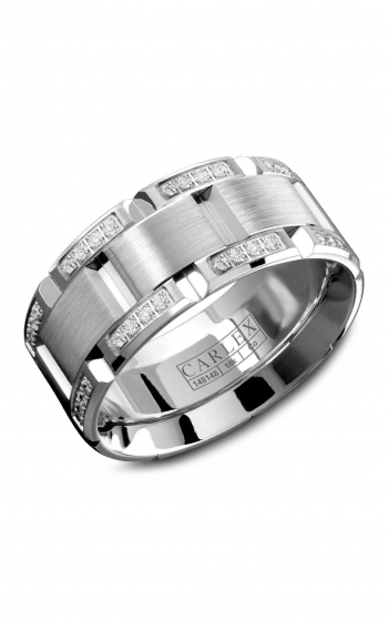 Carlex Wb 9152cw Wedding Bands Available At Calgary Jewellery