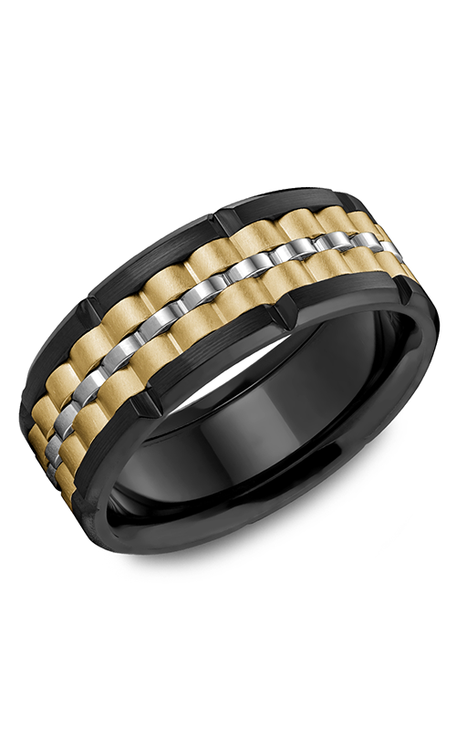 Carlex Sport Men's Wedding Band CX3-0001WYB product image