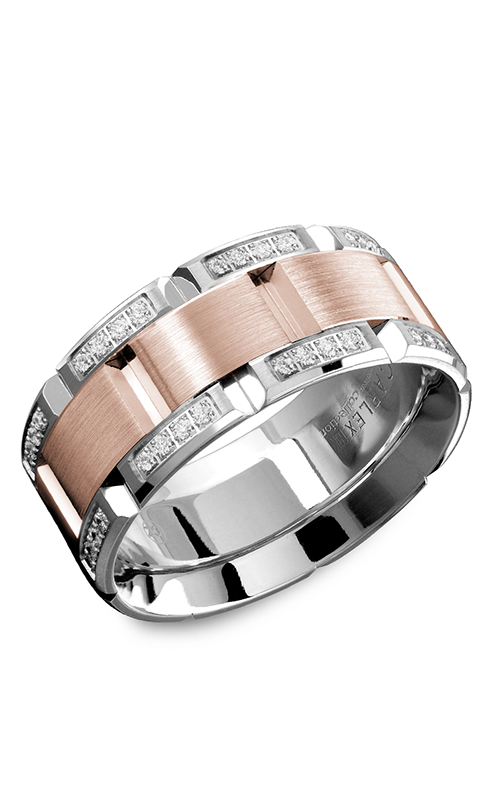 Carlex G1 Men's Wedding Band WB-9152RW product image