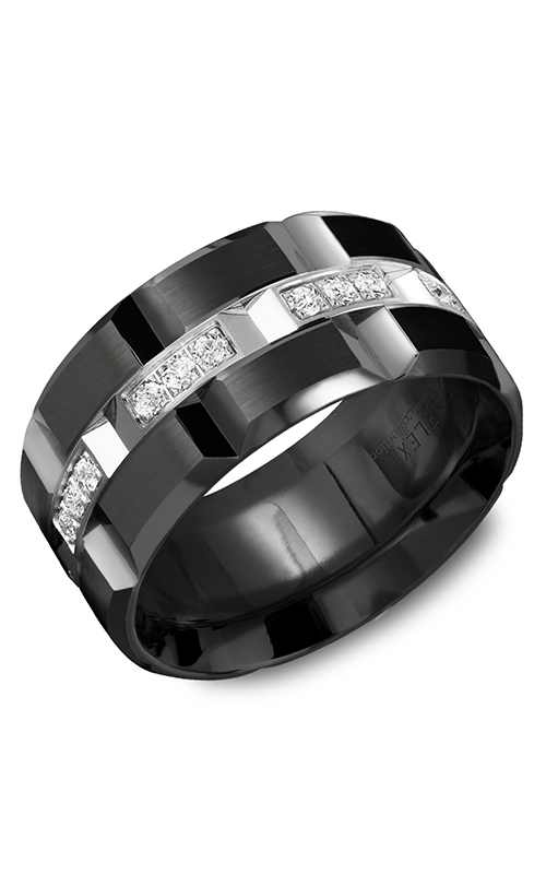 Carlex Sport Men's Wedding Band WB-9166WB product image