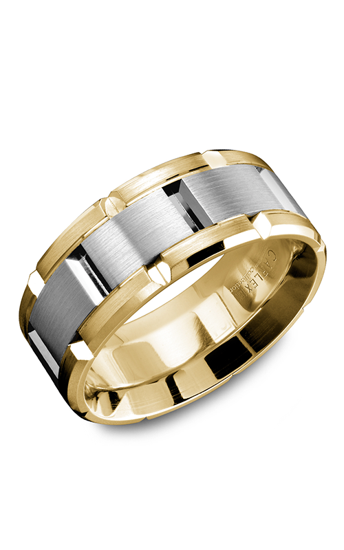 Carlex Wedding band G1 WB-9167WY product image