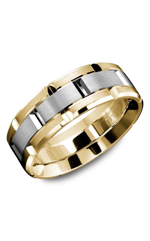 Carlex Wedding band G1 WB-9316WY product image
