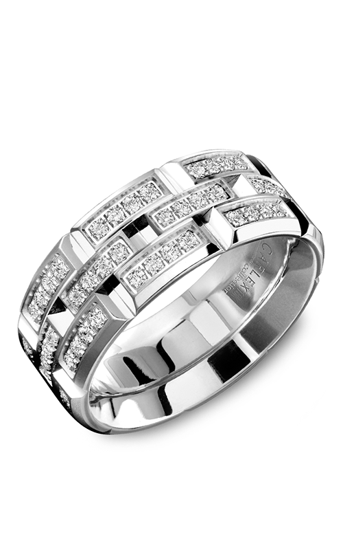 Carlex G1 Wedding band WB-9318-S product image