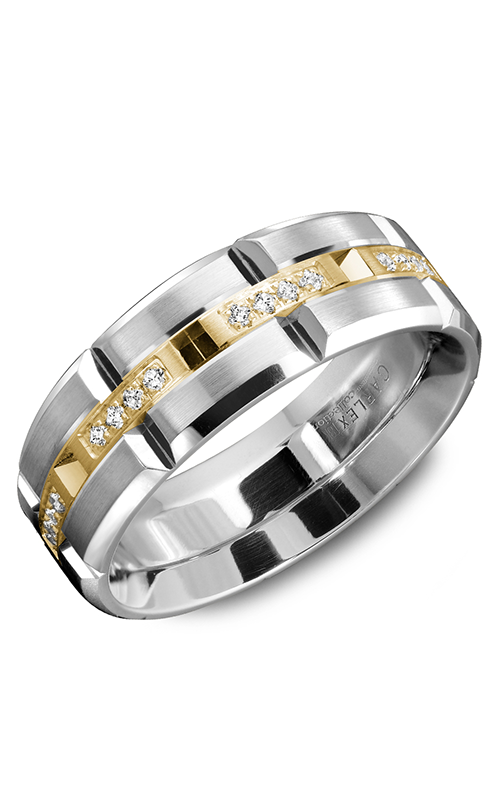 Carlex Sport Men's Wedding Band WB-9319YC product image