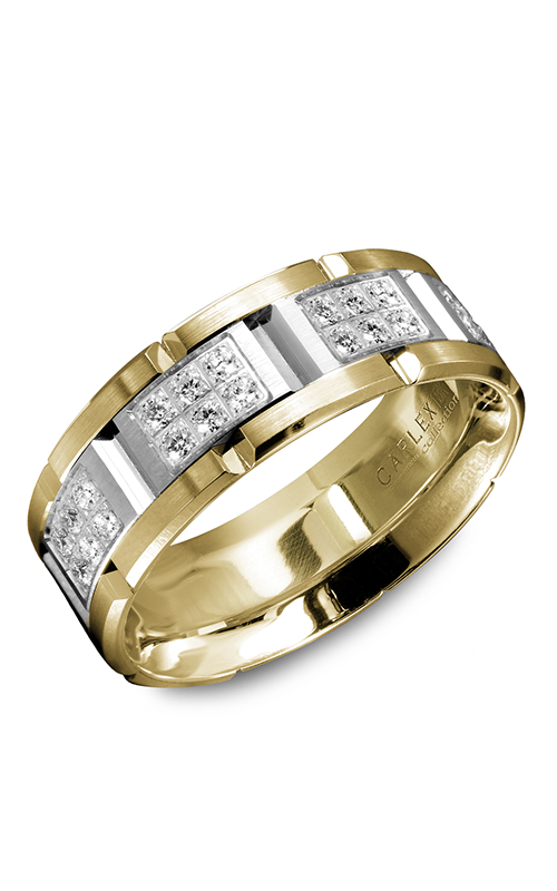 Carlex G1 Men's Wedding Band WB-9331WY product image