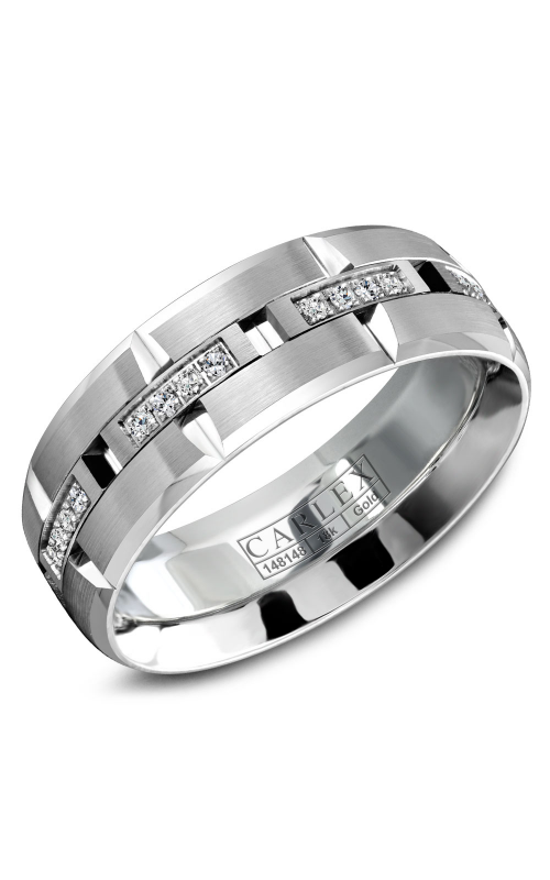 Carlex G1 Men's Wedding Band WB-9476 product image