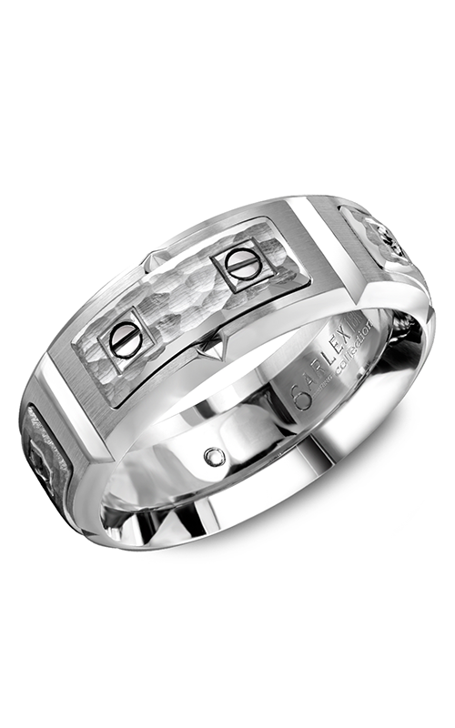 Carlex Wedding band Sport WB-9478WC product image