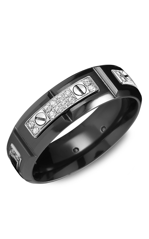 Carlex Sport Men's Wedding Band WB-9587WB product image