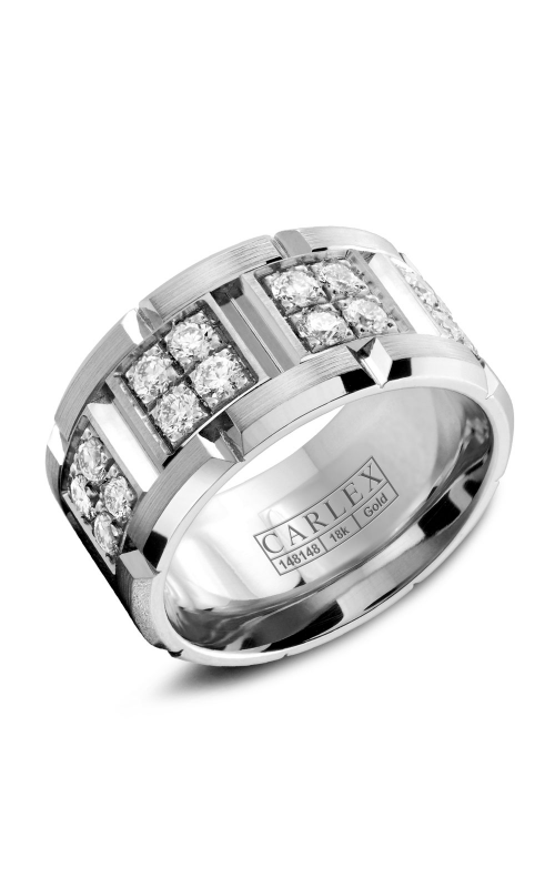 Carlex G1 Women's Wedding Band WB-9591 product image